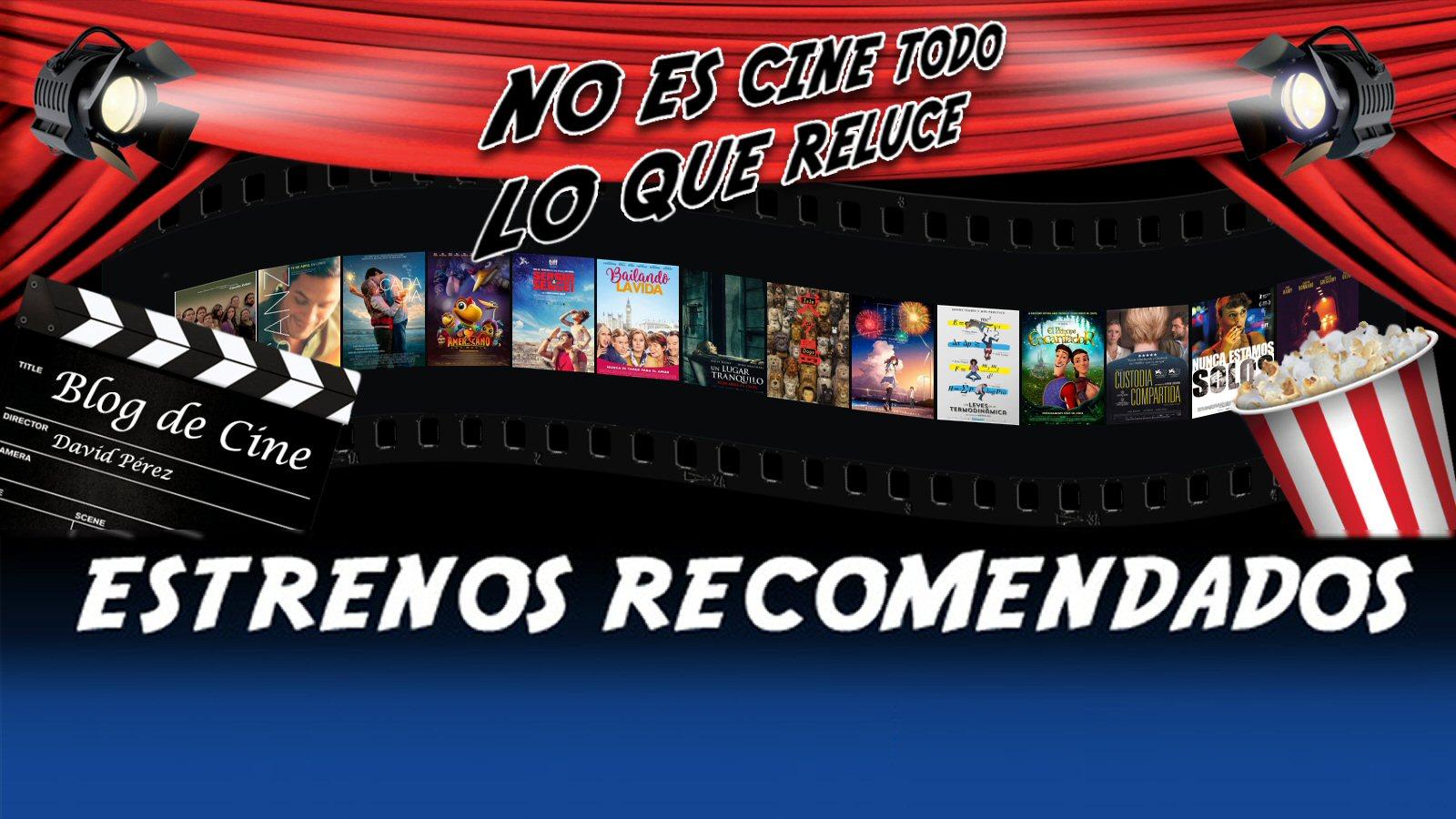 Vídeo avance y recomendación de la semana: 20 de abril de 2018