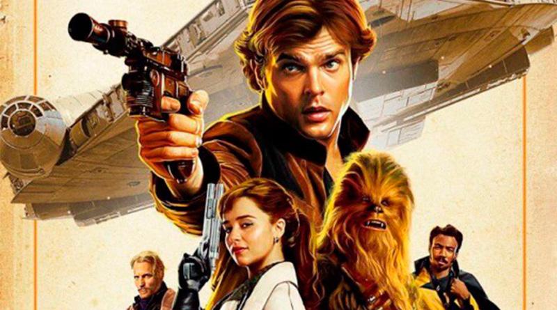 'Han Solo: una historia de Star Wars': Póster oficial español y nuevo póster internacional