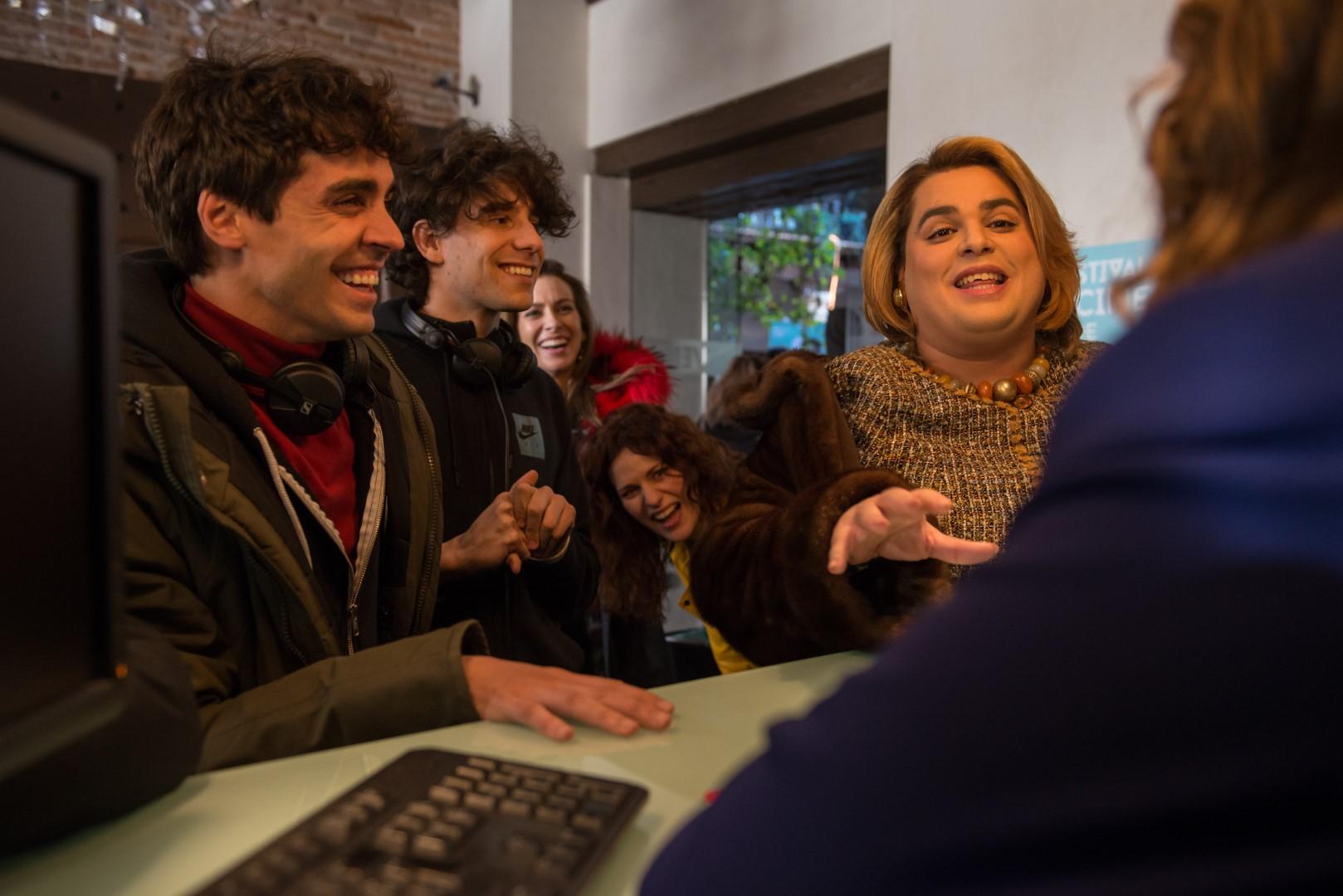 'Paquita Salas': Primeras imágenes de la segunda temporada