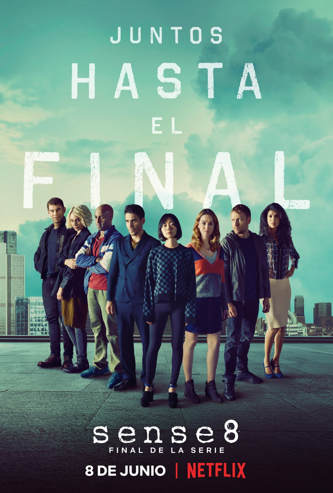 'Sense8': Fecha de estreno del final de la serie