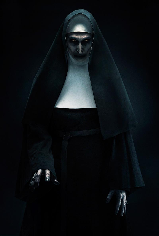 'The Nun': Terrorífica nueva imagen de la monja de 'The Conjuring'