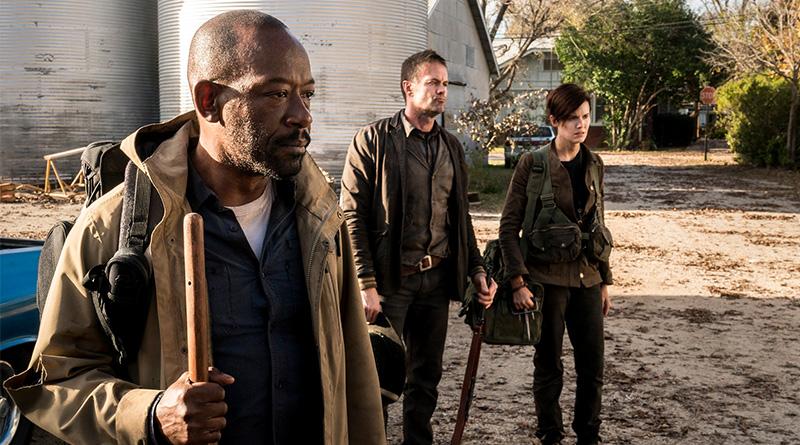 Fear The Walking Dead\': El lunes AMC estrena la cuarta temporada