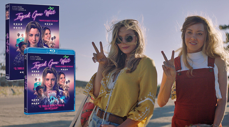 'Ingrid goes West': Ya a la venta en DVD y Blu-ray