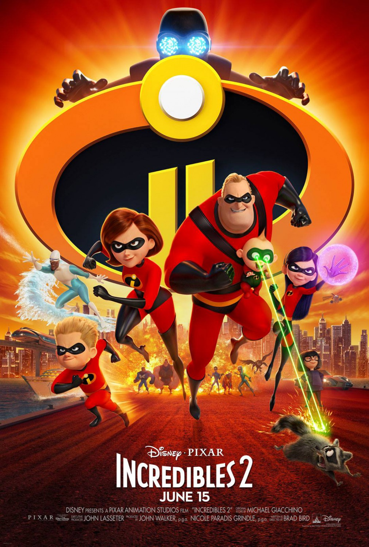 'Los Increíbles 2': Nadie se ausenta en el nuevo póster