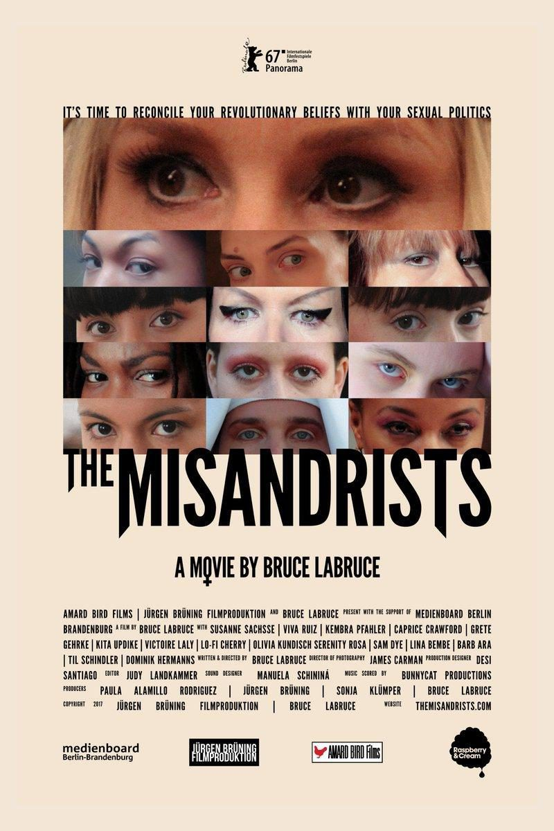 CINHOMO 2018: Crítica de 'The Misandrists'