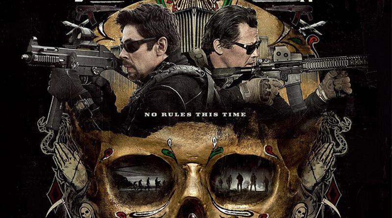 'Sicario 2: Soldado': Póster de la secuela con Josh Brolin y Benicio del Toro
