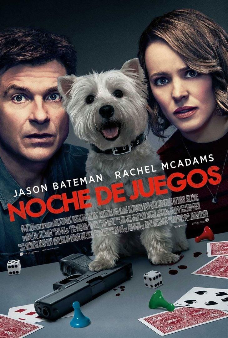 """Pósters de la película """"Noche de Juegos"""""""