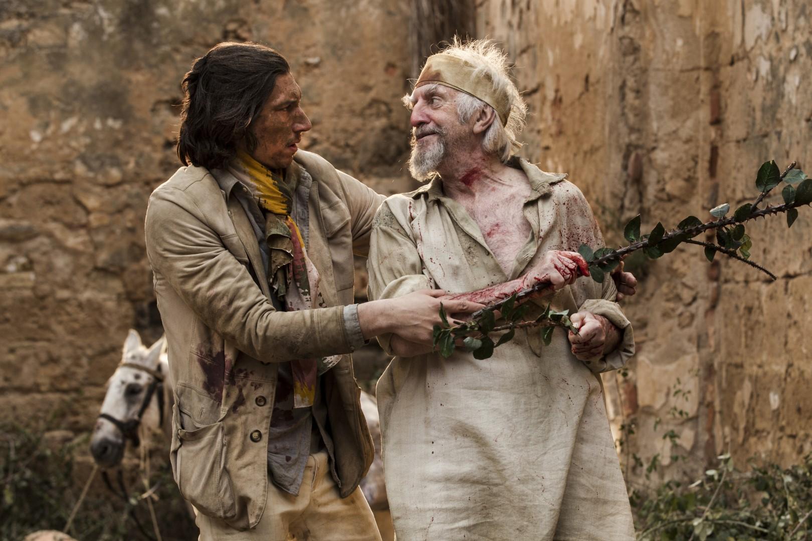 'El Hombre que mató a Don Quijote': Tráiler oficial en castellano