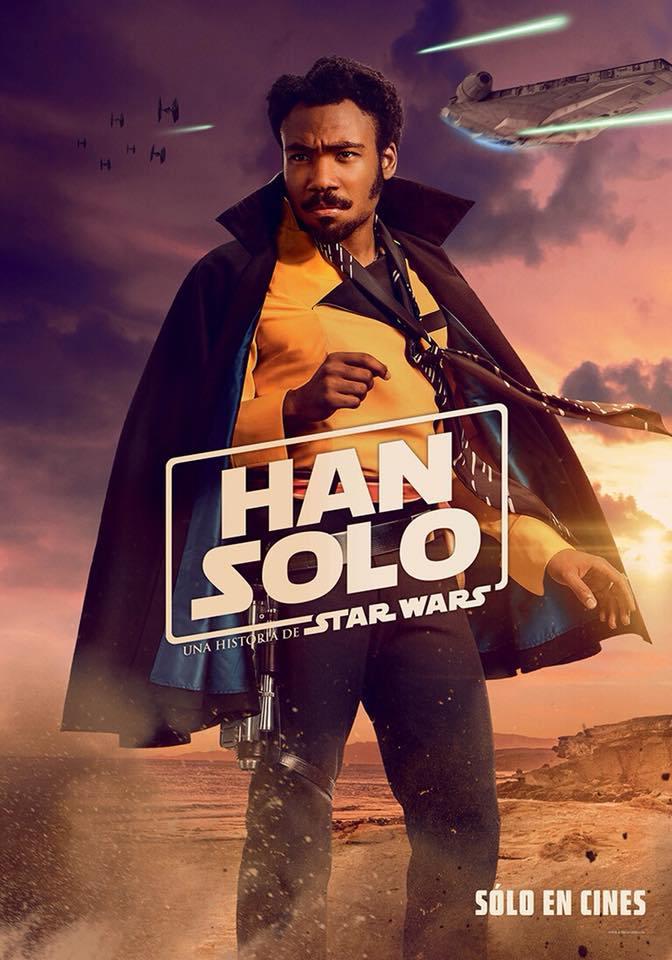 Han Solo: Una Historia de Star Wars Lando