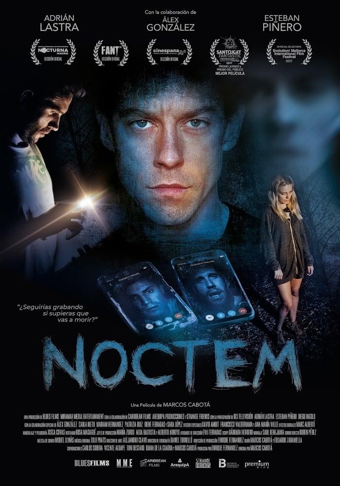 "Pósters de la película ""Noctem"""