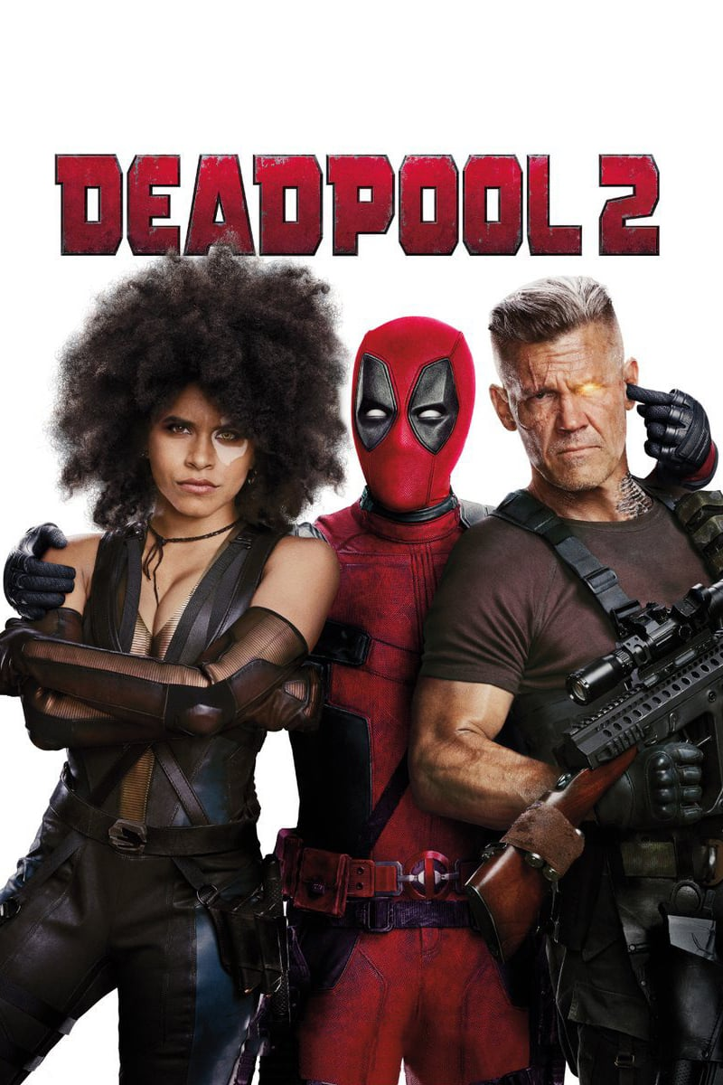 "Pósters de la película ""Deadpool 2"""