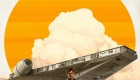 'Han Solo: una historia de Star Wars': El Halcón Milenario es uno más en el nuevo póster