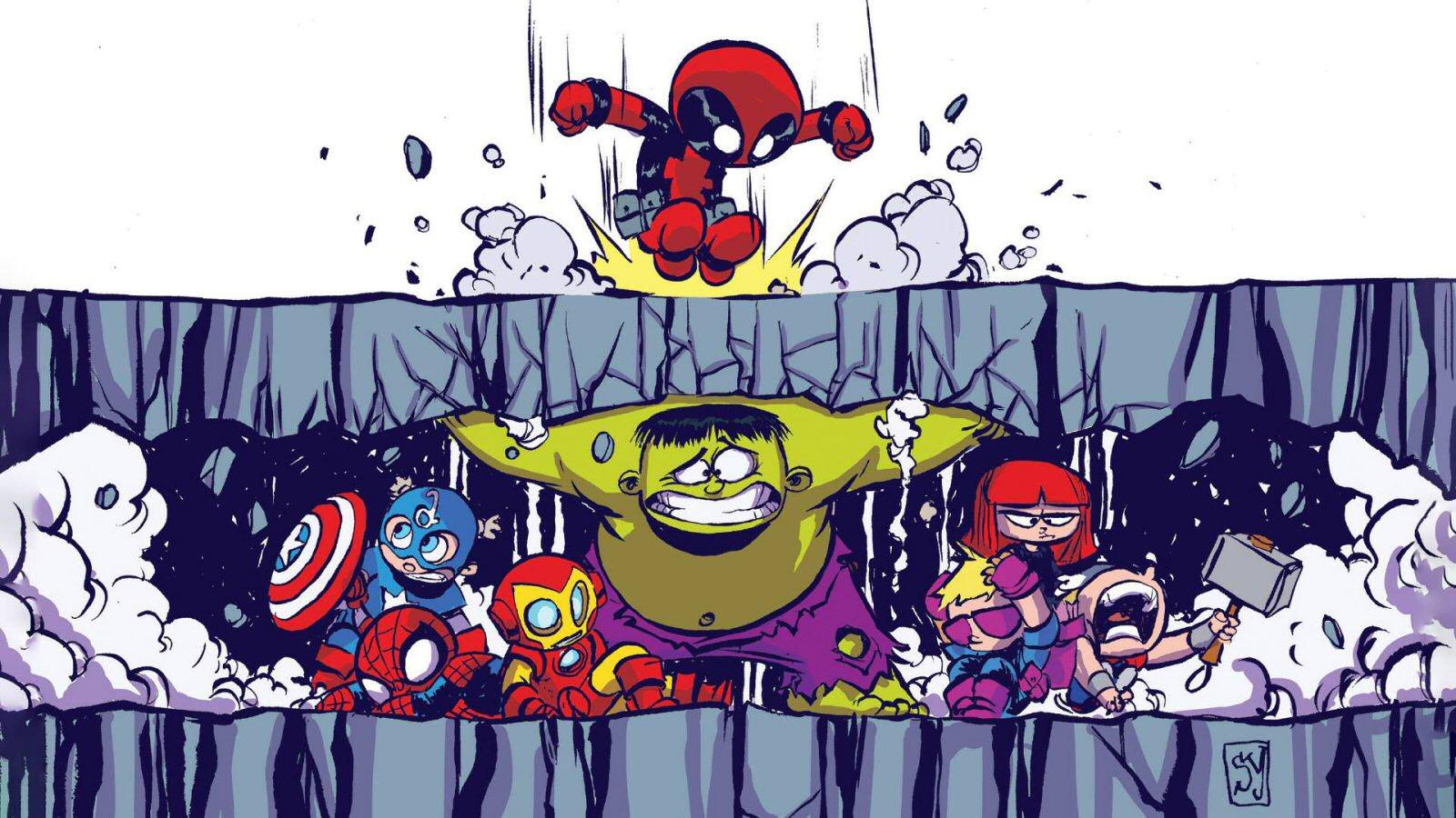 Taquilla USA: Deadpool destrona a los Vengadores
