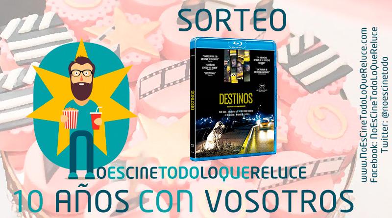 Concurso 10º aniversario (II): 'Destinos' en Blu-ray gracias a Karma Films