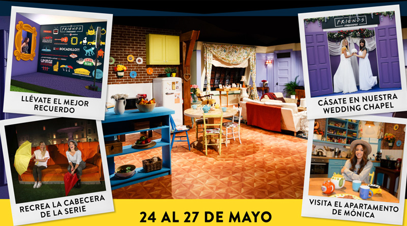 "Arranca el ""FriendsFest"" de Comedy Central"
