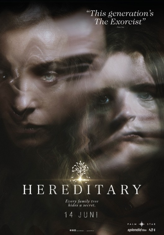 'Hereditary': Inquietante póster de la cinta de terror con Toni Collette