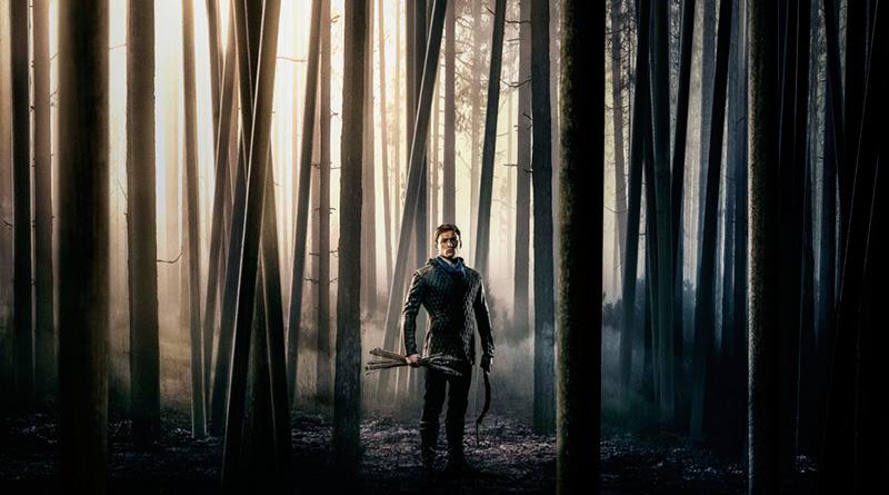 'Robin Hood': Nuevo póster del regreso del mítico héroe