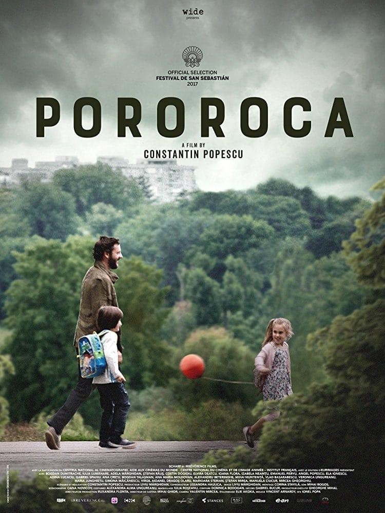 """Pósters de la película """"Pororoca"""""""