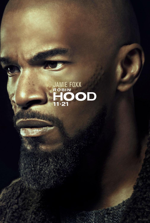 'Robin Hood': Primeros pósters de personajes del regreso del mítico héroe