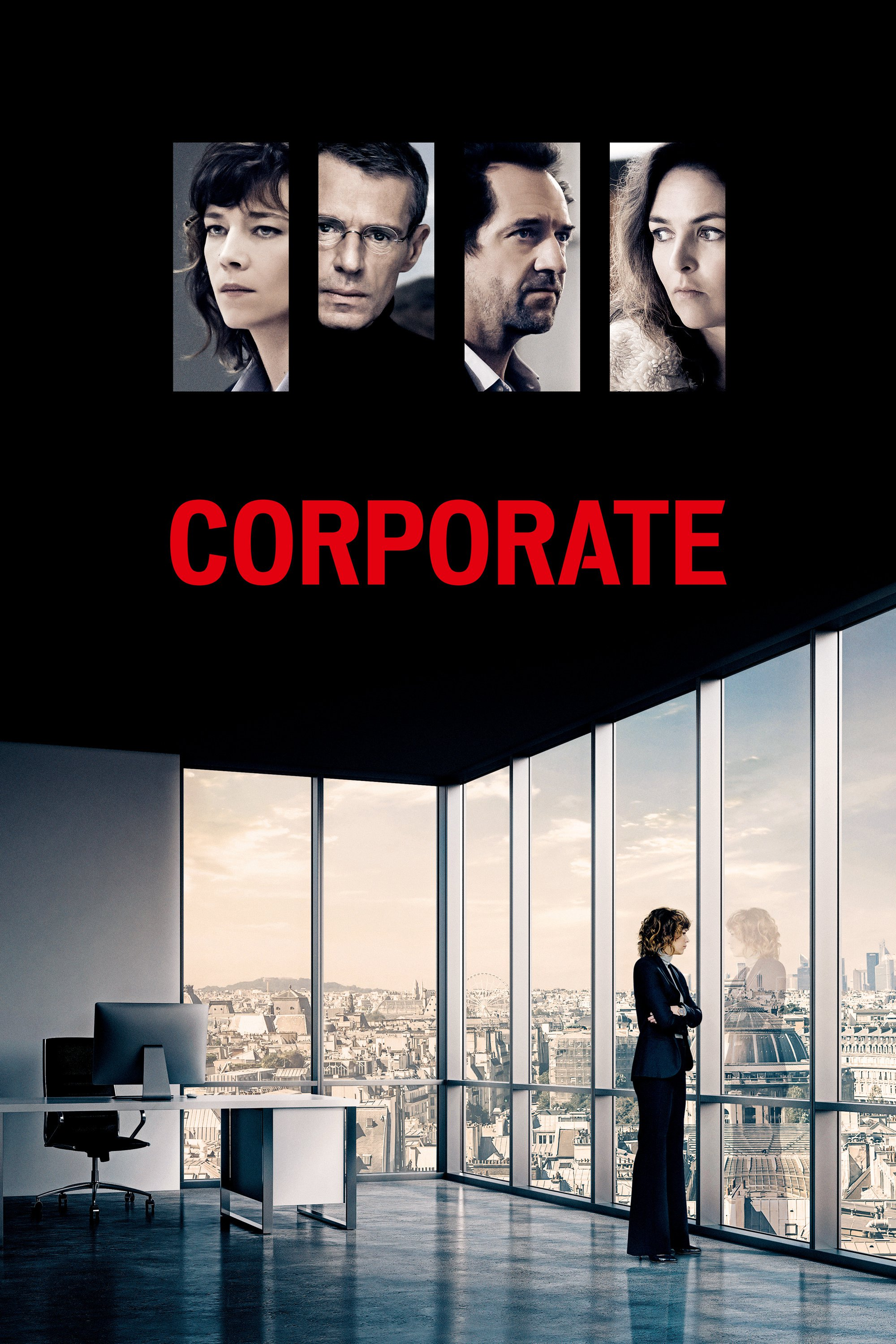 "Pósters de la película ""Corporate"""