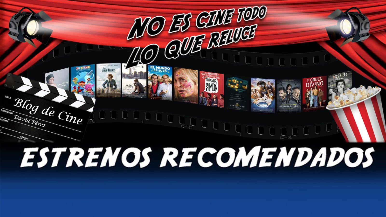 Vídeo avance y recomendación de la semana: 22 de junio de 2018