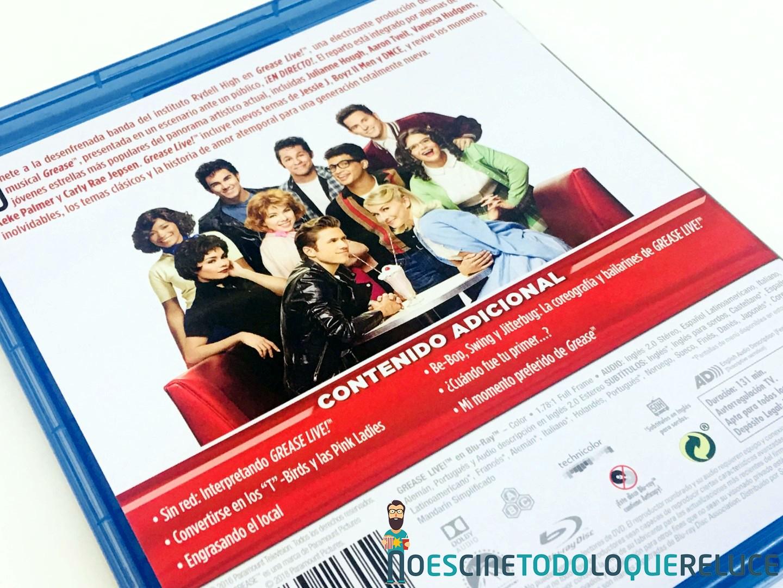 Grease Live!\': Reportaje fotográfico y análisis de la edición Blu-ray