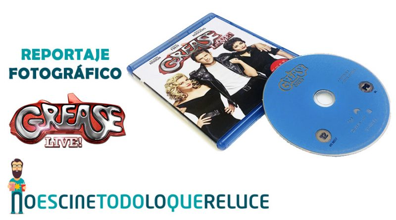 Grease Live (Bluray)