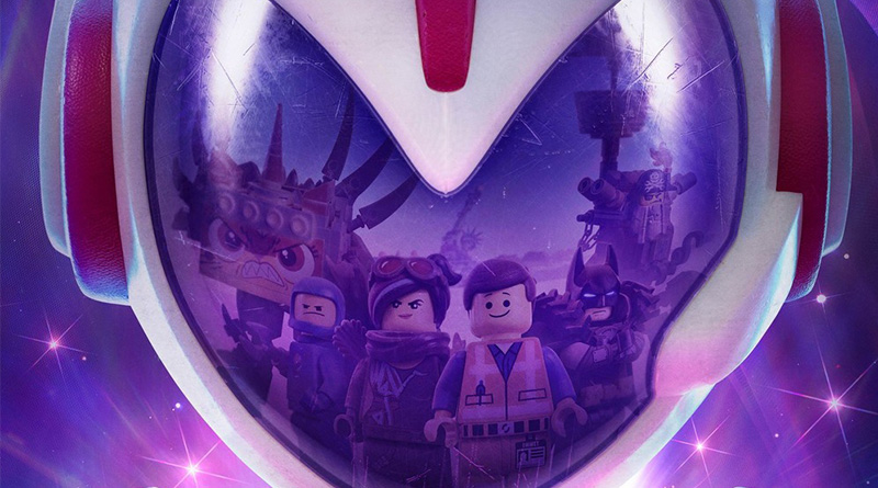 'La LEGO Película 2': Nuevo póster internacional
