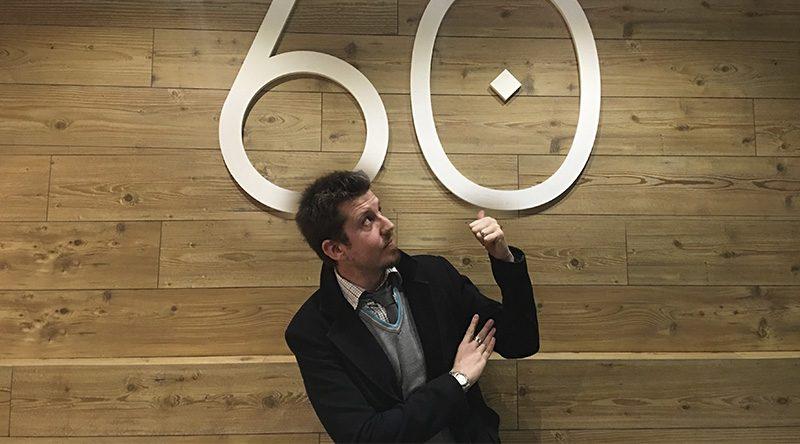 """Entrevista a Doc Pastor, autor de """"¡Qué festín! Un menú de cine"""" (Primera parte)"""