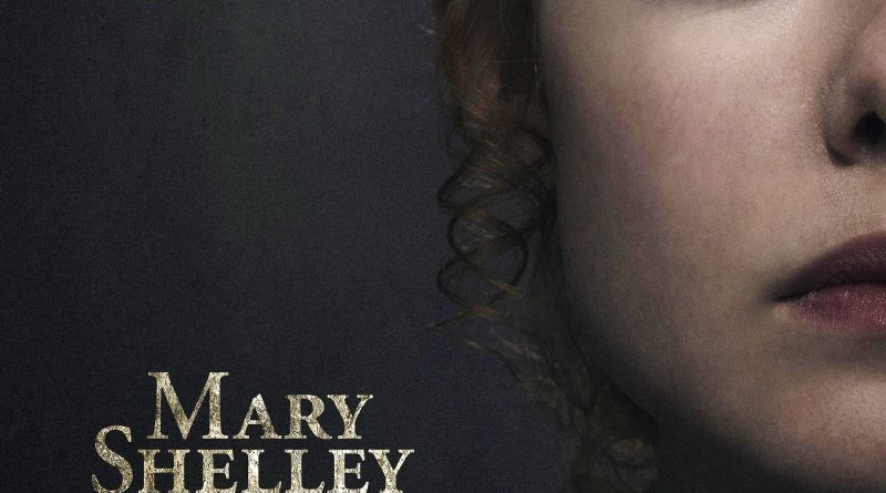 "Pósters de la película ""Mary Shelley"""