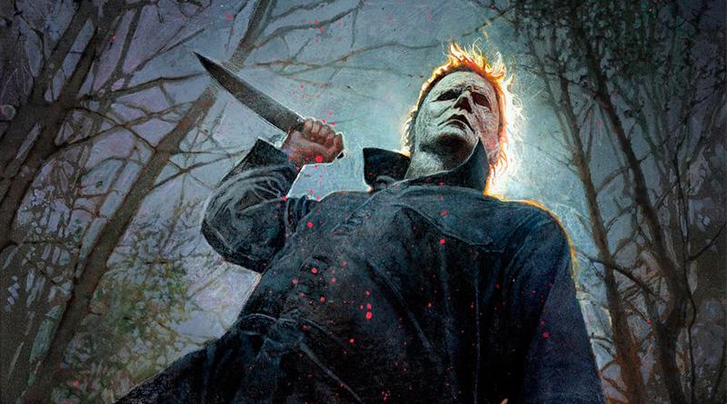 'La noche de Halloween': Póster de la Comic-Con de San Diego del regreso de Michael Myers