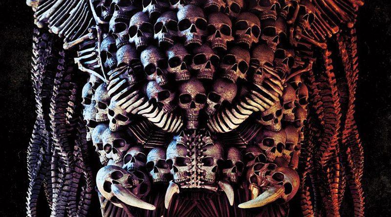 'Predator': Lúgubre póster de la Comic-Con de San Diego