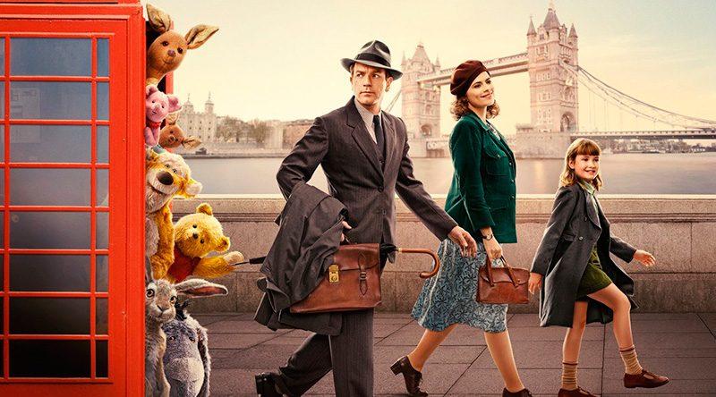 'Christopher Robin': Winnie the Pooh y sus amigos en el ...