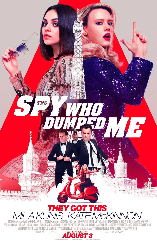 Ya se ha presentado el póster final de El espía que me plantó, y dista mucho de los anteriores pósters, aunque sigue jugando con los colores y la presencia de las dos protagonistas principales, tal y como podéis ver en la galería inferior,