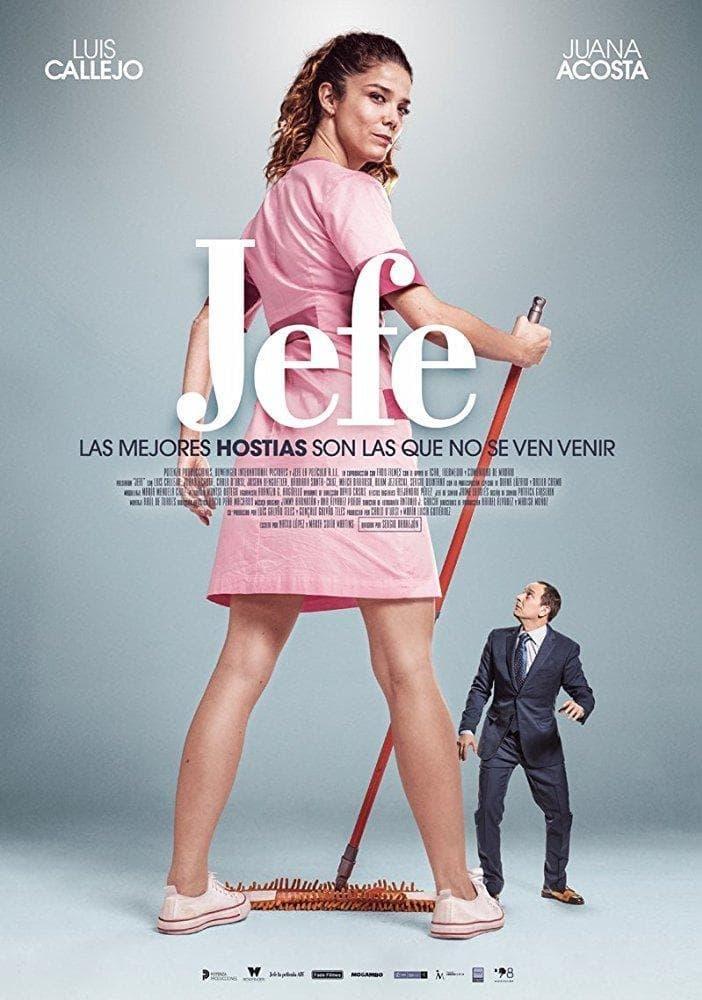 """Pósters de la película """"Jefe"""""""