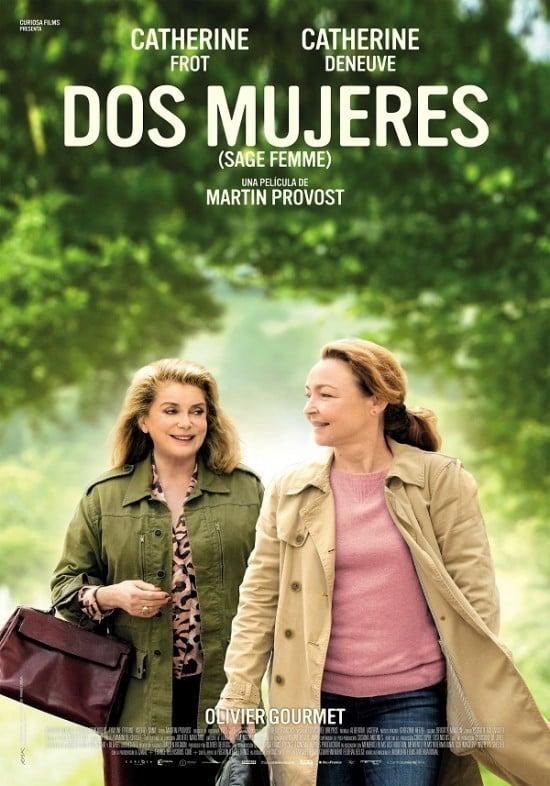"""Pósters de la película """"Dos mujeres"""""""