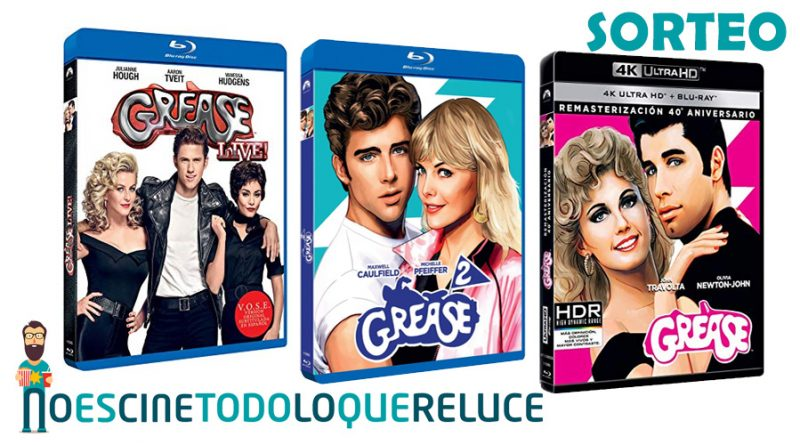 Sorteo Grease