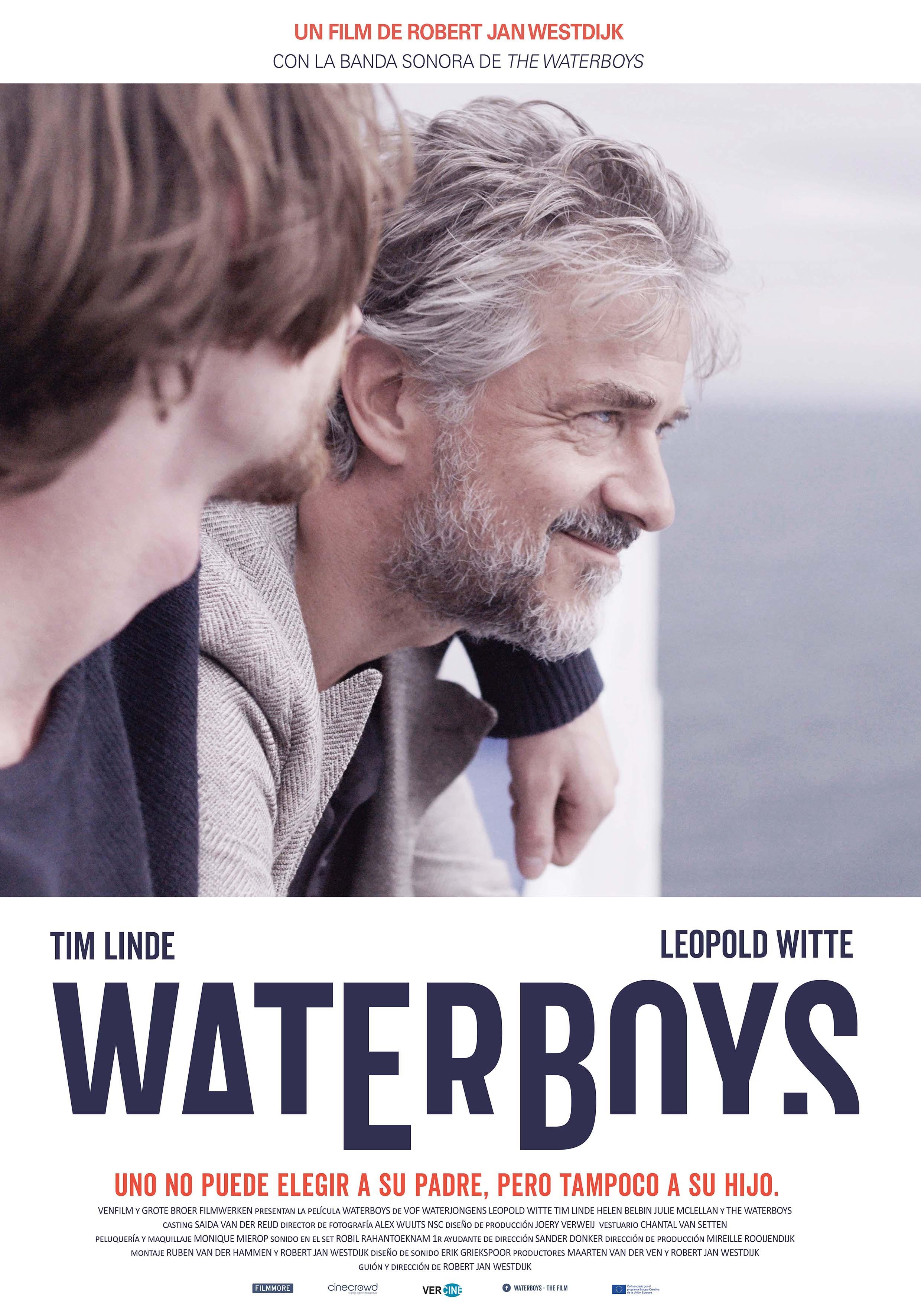 'Waterboys': Póster y tráiler de esta tragicomedia holandesa