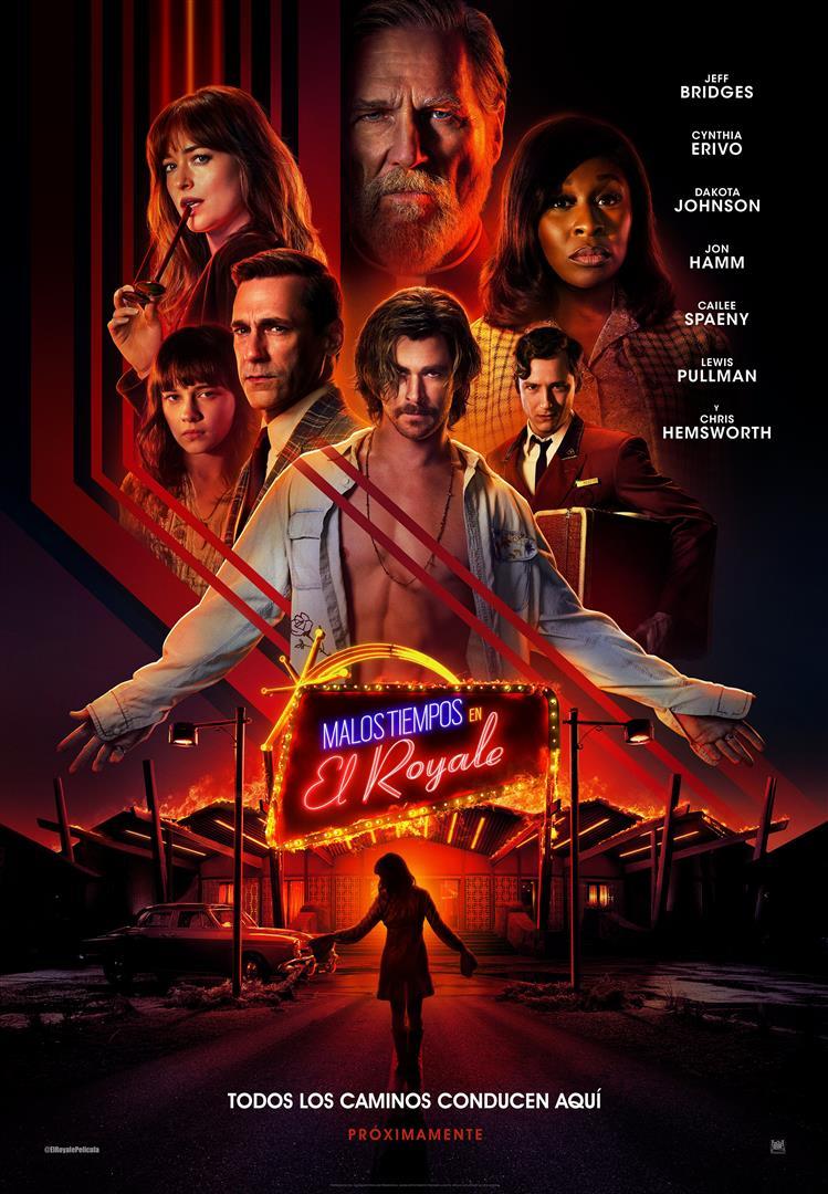 Malos Tiempos en El Royale_Poster (Large)