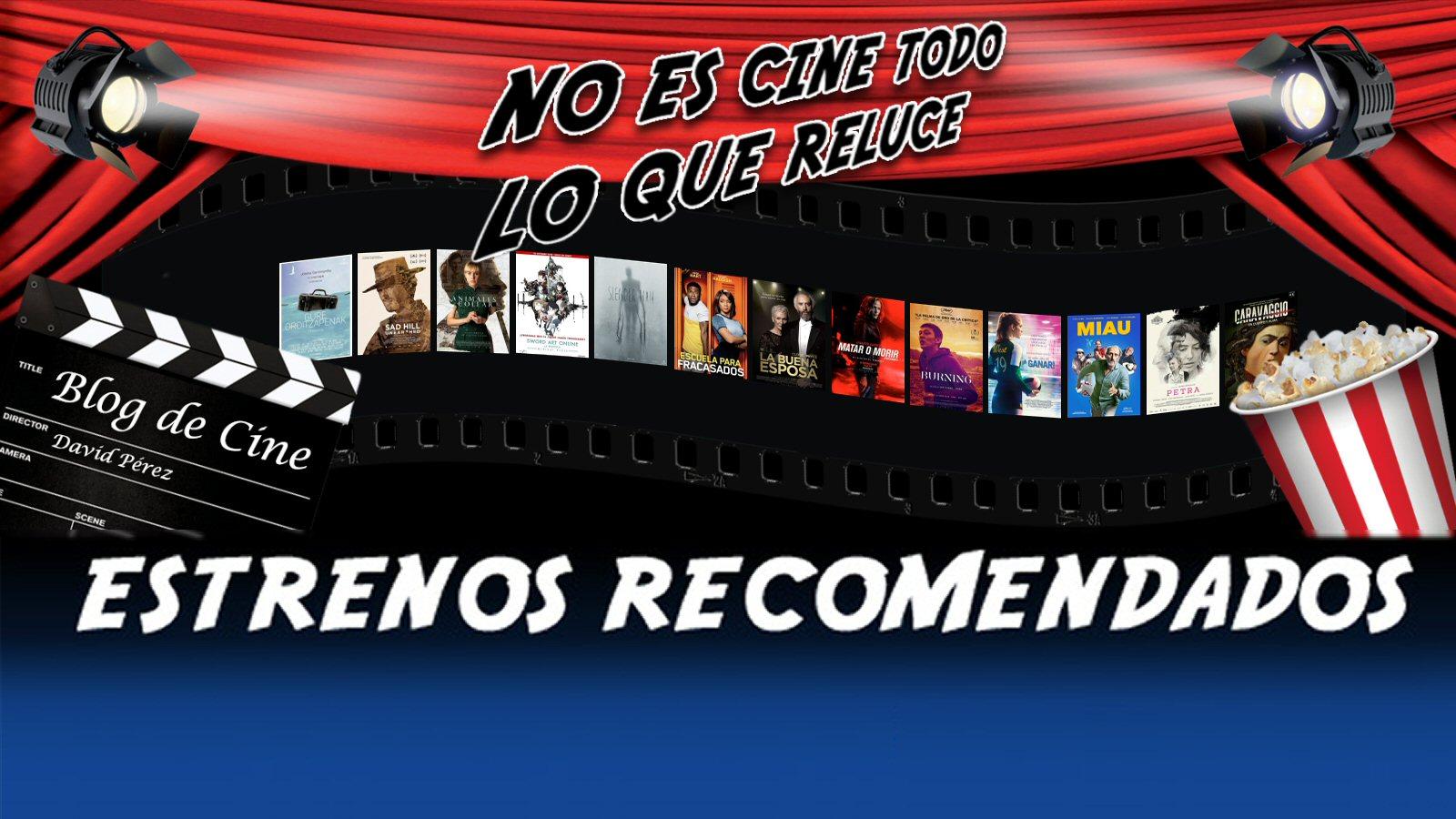 Vídeo avance y recomendación de la semana: 19 de octubre de 2018