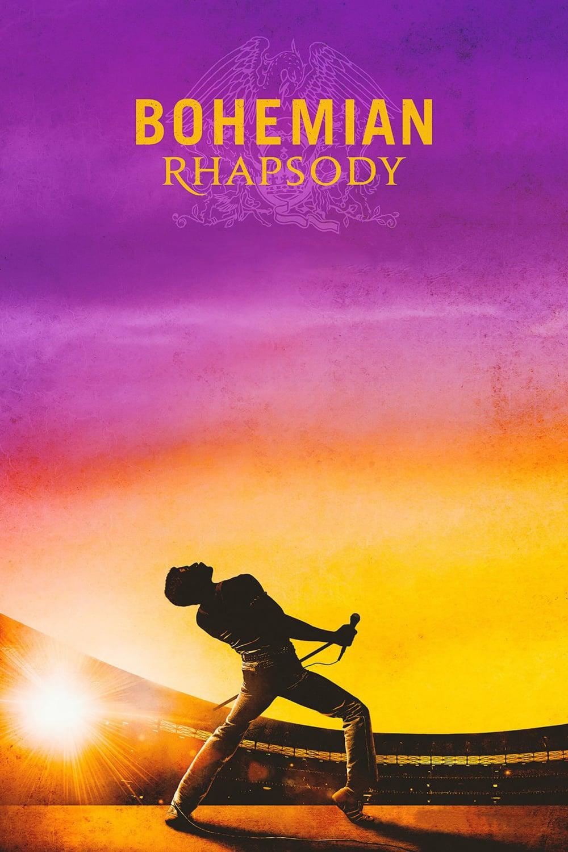 """Pósters de la película """"Bohemian Rhapsody"""""""