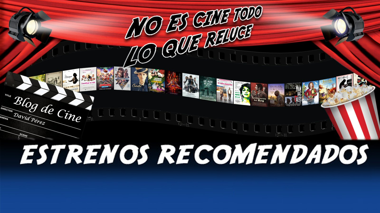 Vídeo avance y recomendación de la semana: 16 de noviembre de 2018