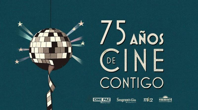 """El ciclo """"75 años de cine contigo"""" festeja el aniversario del mítico Cine Paz"""