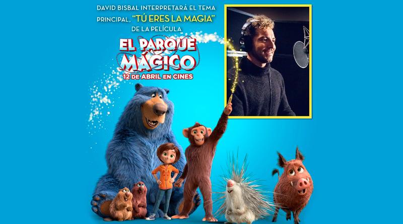 El Parque Mágico (David Bisbal)