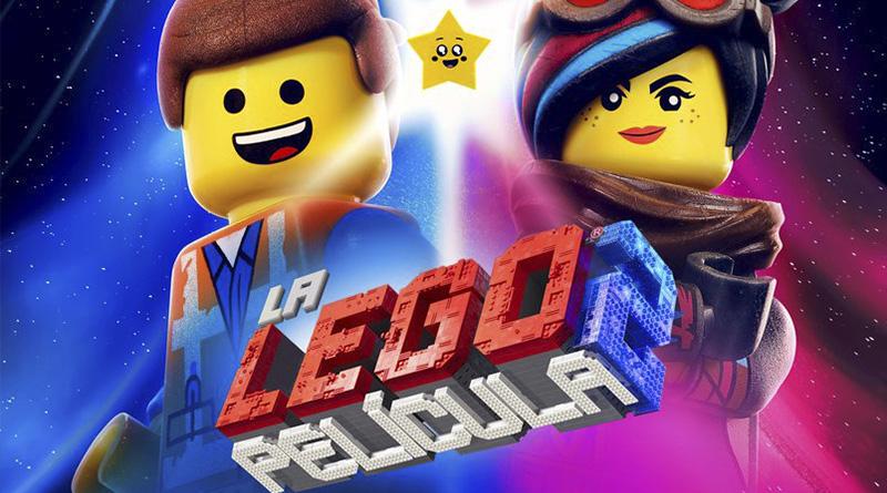 'La LEGO Película 2': Póster español del regreso de las piezas animadas