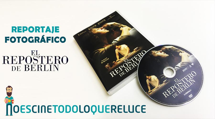 El repostero de Berlín (DVD)