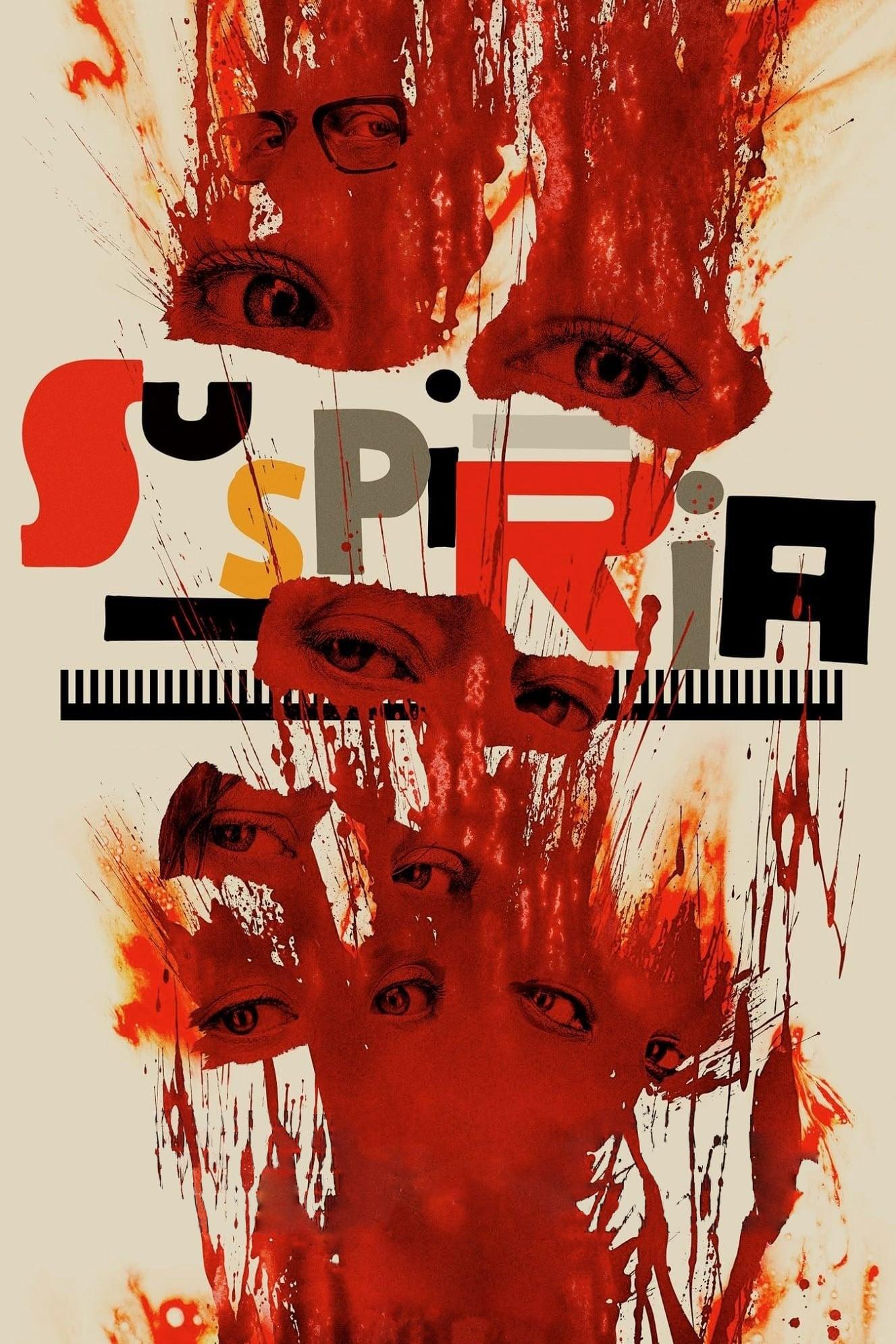 """Pósters de la película """"Suspiria"""""""