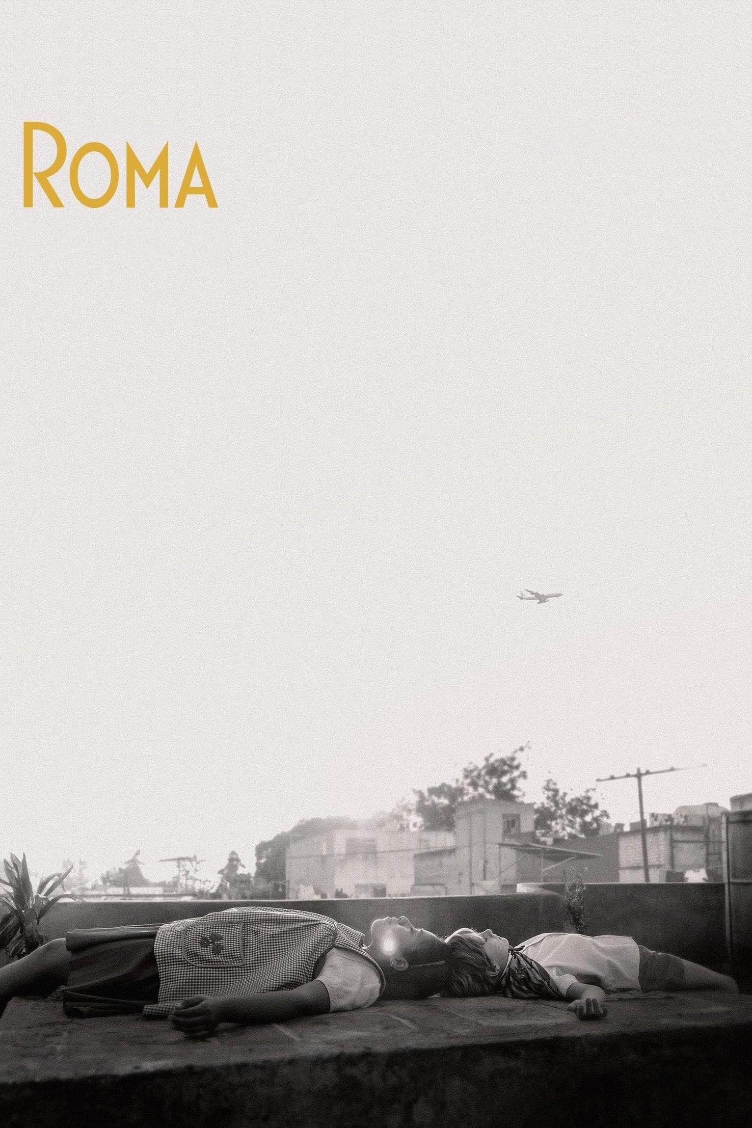 "Pósters de la película ""Roma"""