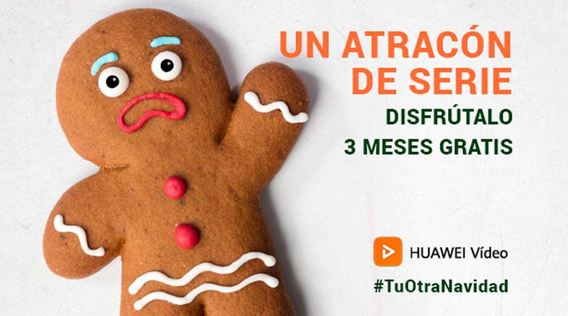 Huawei Video lanza la campaña de Navidad #TuOtraNavidad | No es cine todo lo que reluce