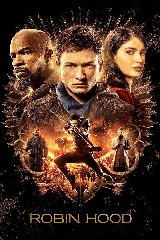 """Pósters de la película """"Robin Hood"""""""